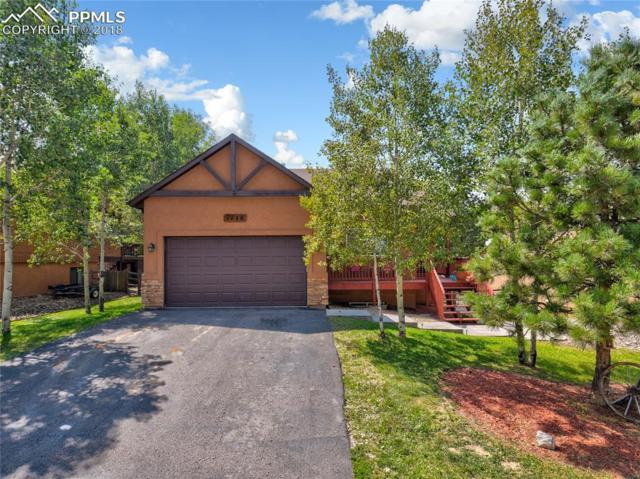 1120 Ptarmigan Drive, Woodland Park, CO 80863 (#3947506) :: Colorado Home Finder Realty