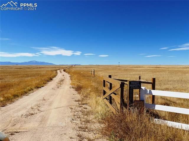 8050 Peyton Highway, Peyton, CO 80831 (#3947665) :: CC Signature Group