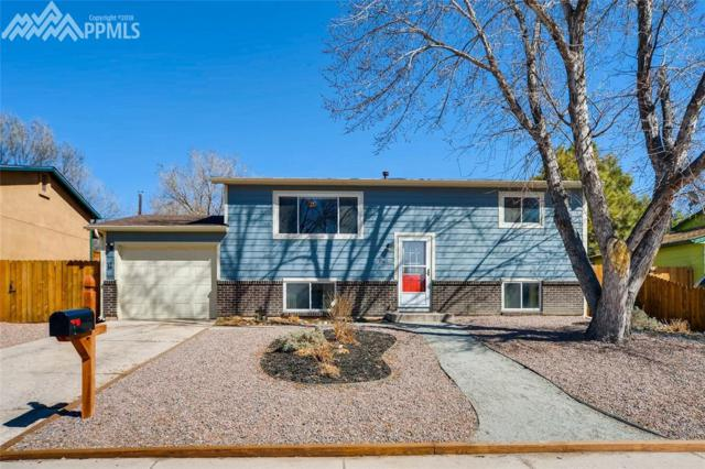 1567 Southmoor Drive, Fountain, CO 80817 (#3948364) :: The Hunstiger Team