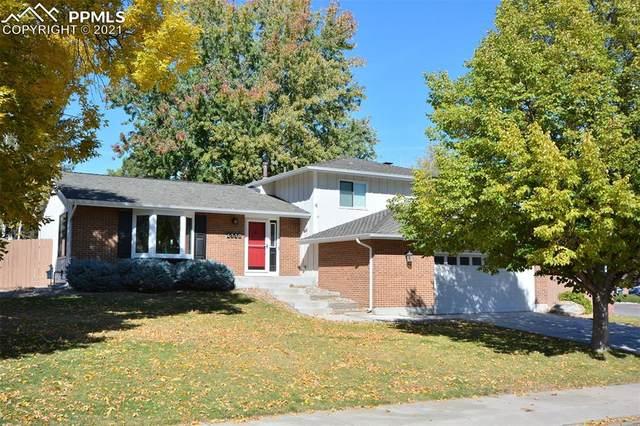 4110 Stonehaven Drive, Colorado Springs, CO 80906 (#3950328) :: The Kibler Group