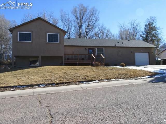 475 Cielo Vista Street, Colorado Springs, CO 80911 (#3951144) :: The Scott Futa Home Team