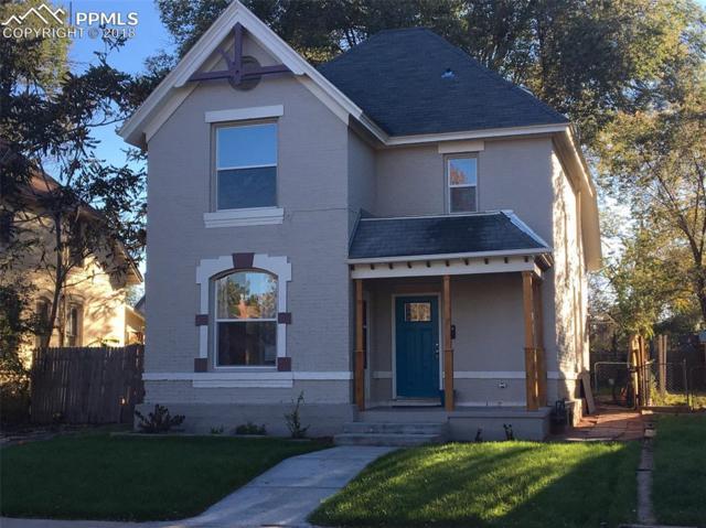 319 E Evans Avenue, Pueblo, CO 81004 (#3952400) :: The Treasure Davis Team