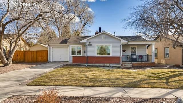 1445 N Foote Avenue, Colorado Springs, CO 80909 (#3952662) :: The Kibler Group