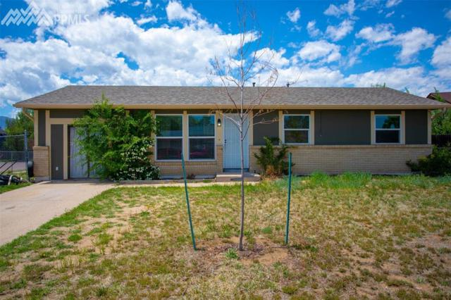 4902 Old Fountain Boulevard, Colorado Springs, CO 80916 (#3952880) :: The Peak Properties Group
