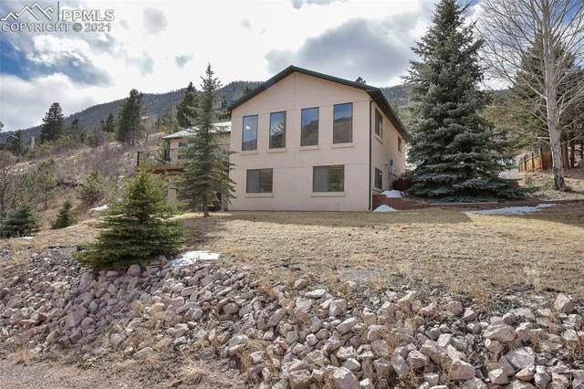 8755 Chipita Park Road, Cascade, CO 80809 (#3953666) :: Tommy Daly Home Team