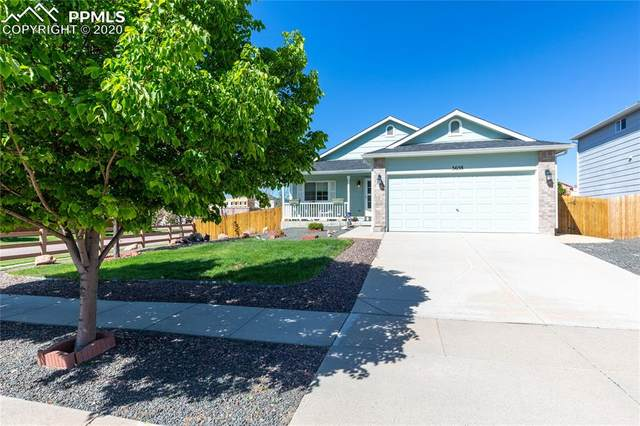 5658 Vermillion Bluffs Drive, Colorado Springs, CO 80923 (#3955031) :: Tommy Daly Home Team