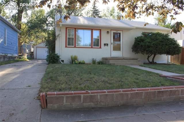 520 Cooper Avenue, Colorado Springs, CO 80905 (#3955215) :: Colorado Home Finder Realty