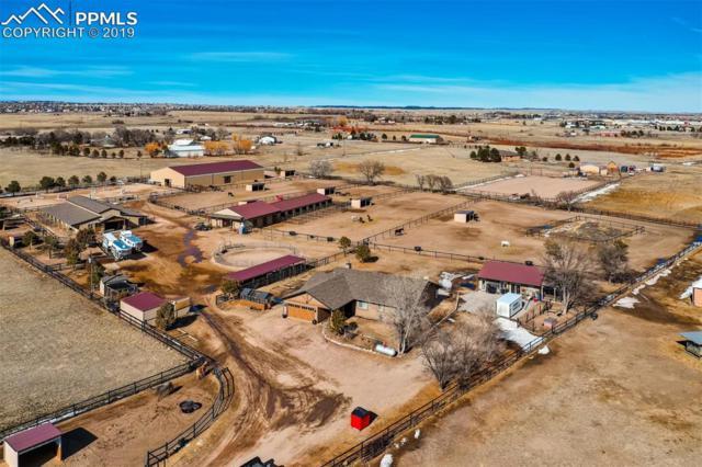 13260 Cottontail Lane, Peyton, CO 80831 (#3955818) :: Colorado Home Finder Realty