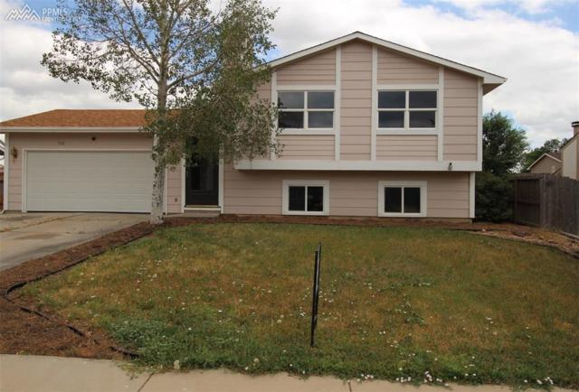 936 Bromefield Drive, Fountain, CO 80817 (#3956026) :: Action Team Realty