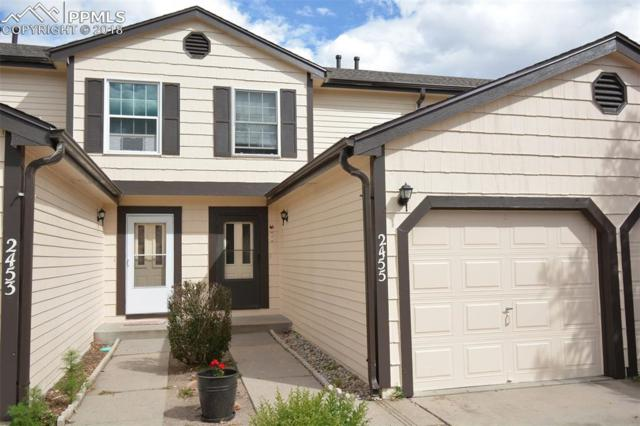 2455 Lexington Village Lane #3, Colorado Springs, CO 80916 (#3956344) :: 8z Real Estate
