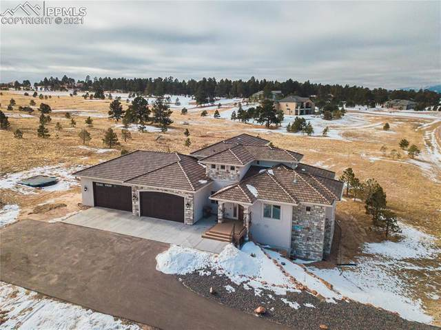 4487 Settlers Ranch Road, Colorado Springs, CO 80908 (#3957124) :: The Harling Team @ HomeSmart