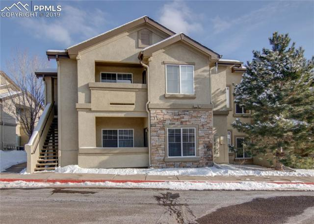 6945 Ash Creek Heights #101, Colorado Springs, CO 80922 (#3957550) :: The Treasure Davis Team