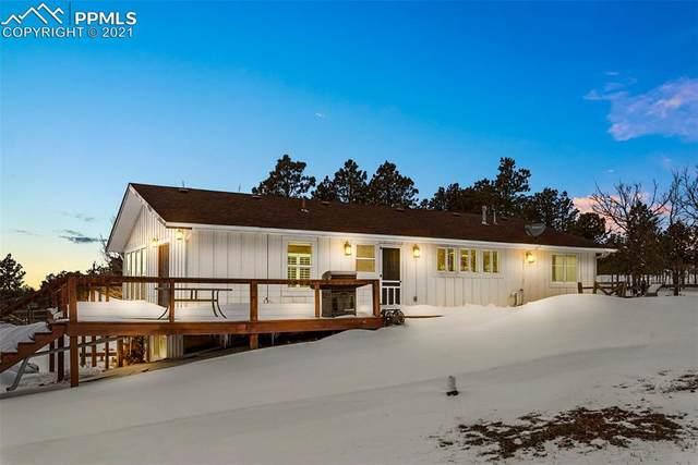 14445 Holmes Road, Colorado Springs, CO 80908 (#3957564) :: The Artisan Group at Keller Williams Premier Realty
