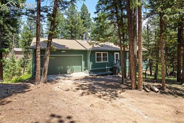 143 N Highway 67, Sedalia, CO 80135 (#3959126) :: Finch & Gable Real Estate Co.