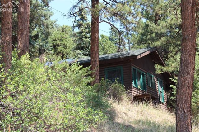 1052 W Highway 24 Highway, Woodland Park, CO 80863 (#3963832) :: The Treasure Davis Team