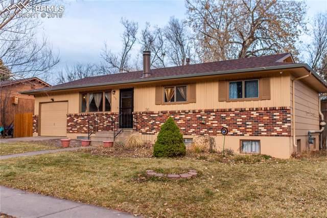 1339 Chambers Drive, Colorado Springs, CO 80904 (#3966058) :: The Treasure Davis Team
