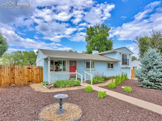 139 Hayes Drive, Colorado Springs, CO 80911 (#3966360) :: Dream Big Home Team   Keller Williams