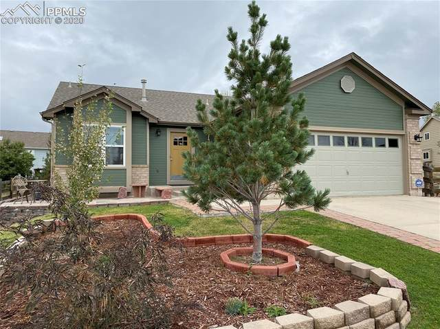 50 Misty Creek Drive, Monument, CO 80132 (#3967092) :: The Kibler Group