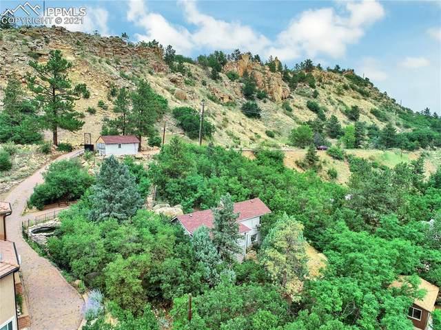 465 Gold Camp Road, Colorado Springs, CO 80906 (#3971333) :: The Treasure Davis Team   eXp Realty