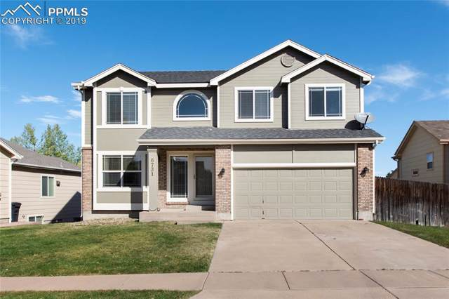 6731 Cabin Creek Drive, Colorado Springs, CO 80923 (#3971780) :: Tommy Daly Home Team