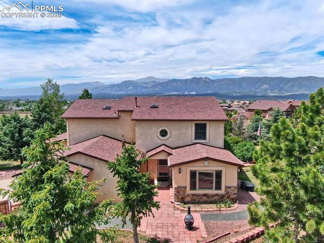 15570 Castlegate Court, Colorado Springs, CO 80921 (#3973824) :: Tommy Daly Home Team