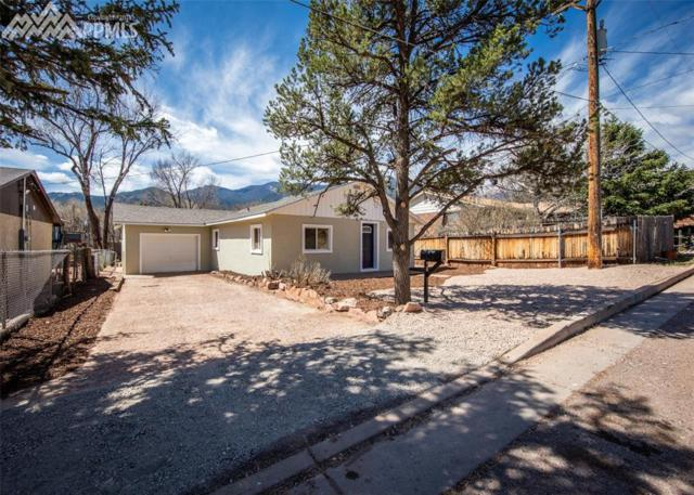 121 Via San Miguel, Manitou Springs, CO 80829 (#3975826) :: Action Team Realty
