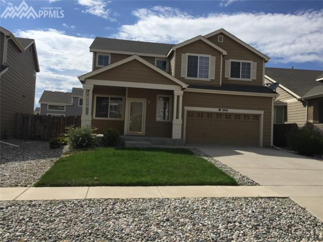 1806 Capital Drive, Colorado Springs, CO 80951 (#3976841) :: Jason Daniels & Associates at RE/MAX Millennium