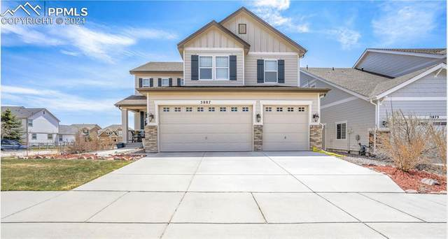 5887 Leon Young Drive, Colorado Springs, CO 80924 (#3980162) :: CC Signature Group