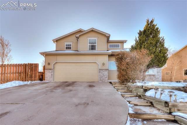 1325 Owl Ridge Drive, Colorado Springs, CO 80919 (#3983004) :: The Kibler Group