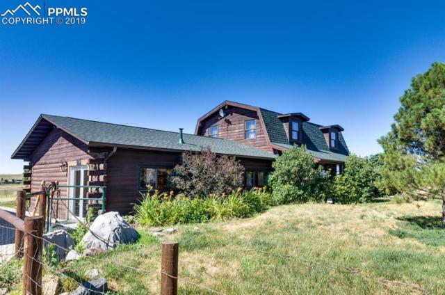 1300 Lisbon Drive, Parker, CO 80138 (#3985248) :: The Peak Properties Group