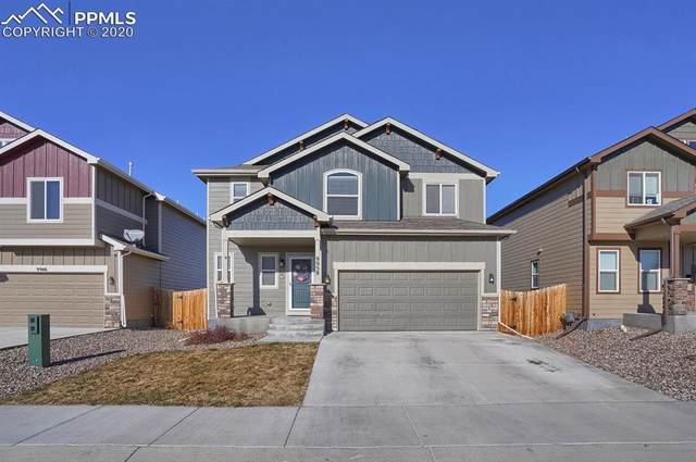 9958 Silver Stirrup Drive, Colorado Springs, CO 80925 (#3987045) :: Action Team Realty