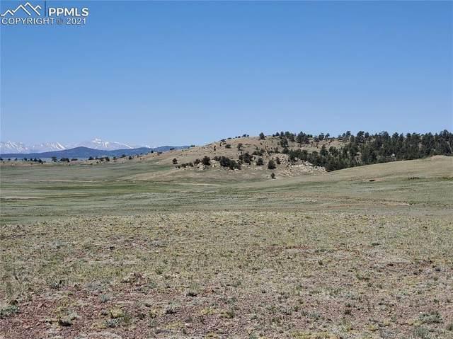 Caddo Road, Hartsel, CO 80449 (#3987335) :: The Treasure Davis Team | eXp Realty
