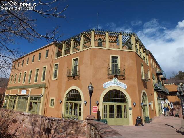 934 Manitou Avenue #203, Manitou Springs, CO 80829 (#3987451) :: Action Team Realty