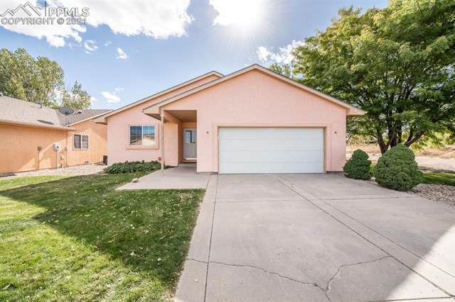139 S Stardust Circle, Pueblo West, CO 81007 (#3988734) :: Tommy Daly Home Team
