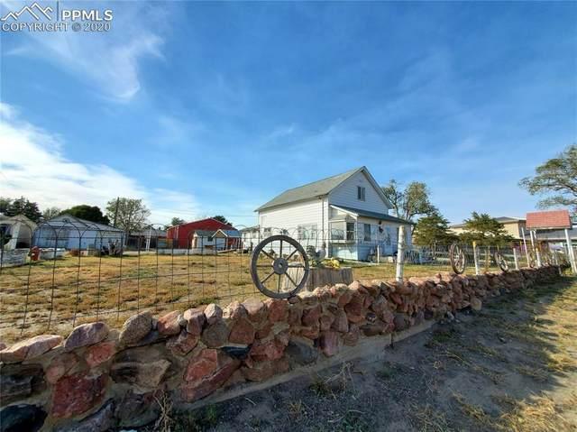 410 Church Street, Kit Carson, CO 80825 (#3990613) :: The Treasure Davis Team