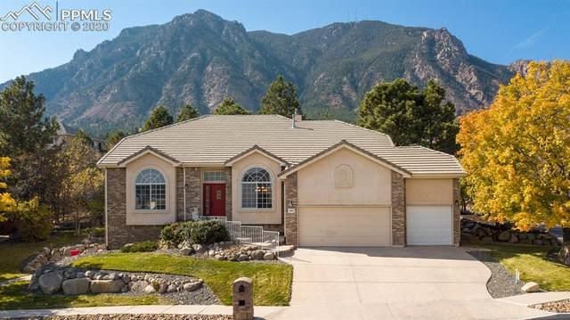 5680 Broadmoor Bluffs Drive, Colorado Springs, CO 80906 (#3991047) :: The Kibler Group
