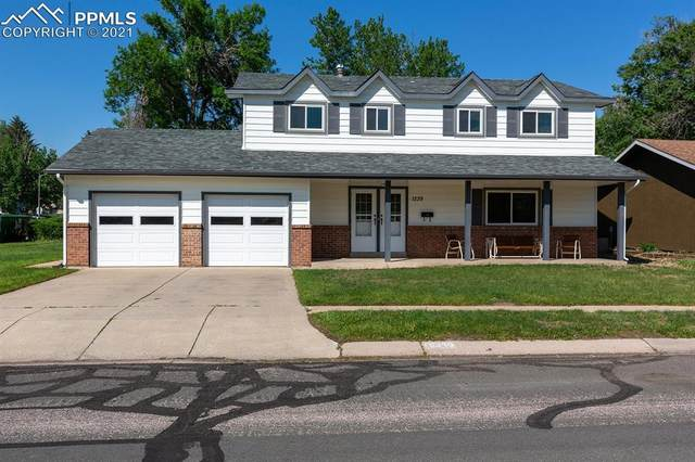 1239 Fagin Drive, Colorado Springs, CO 80915 (#3992333) :: Tommy Daly Home Team