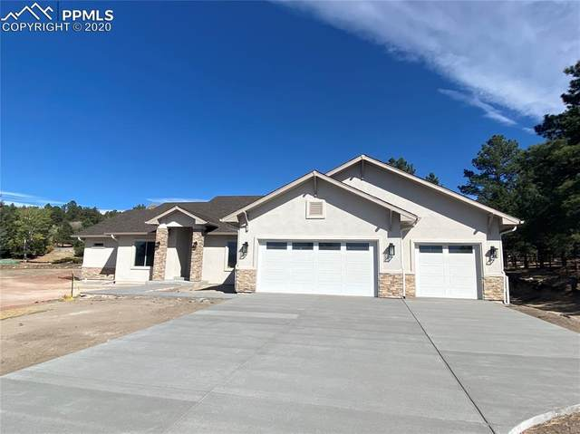 780 El Dorado Way, Monument, CO 80132 (#3993028) :: Tommy Daly Home Team