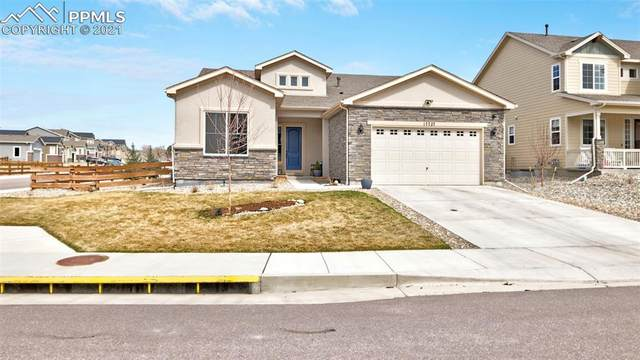 17727 Lake Side Drive, Monument, CO 80132 (#3993131) :: The Artisan Group at Keller Williams Premier Realty