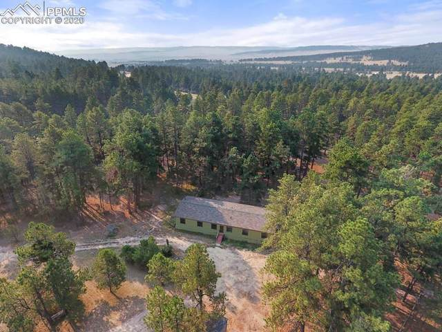 18823 Smokey Pine Road, Peyton, CO 80831 (#3993556) :: The Treasure Davis Team