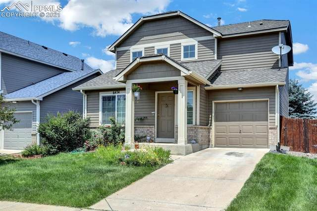 6474 Rockville Drive, Colorado Springs, CO 80923 (#3993662) :: Dream Big Home Team | Keller Williams