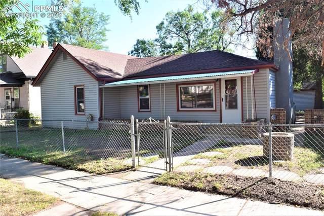 2909 W Pikes Peak Avenue, Colorado Springs, CO 80904 (#3994802) :: Venterra Real Estate LLC