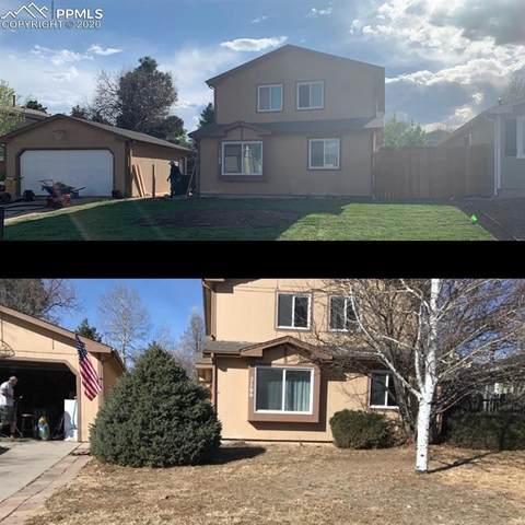 2166 Allyn Way, Colorado Springs, CO 80915 (#3997161) :: The Treasure Davis Team