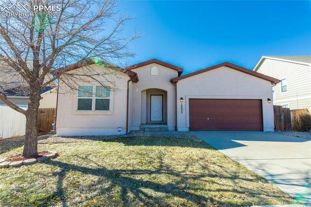 10832 Darneal Drive, Fountain, CO 80817 (#3999426) :: The Kibler Group