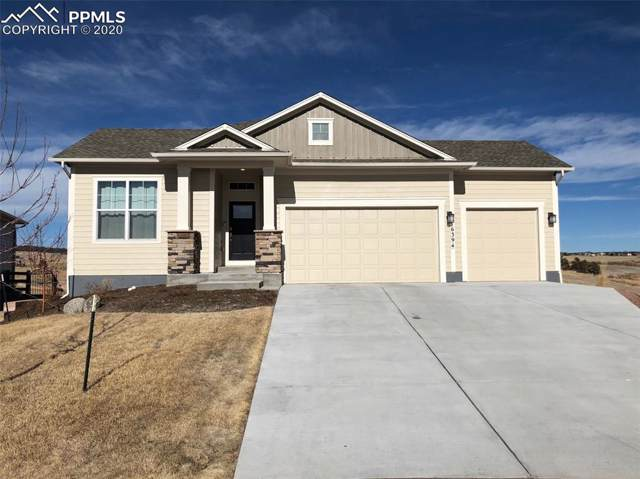 6394 Rowdy Drive, Colorado Springs, CO 80924 (#4002132) :: CC Signature Group