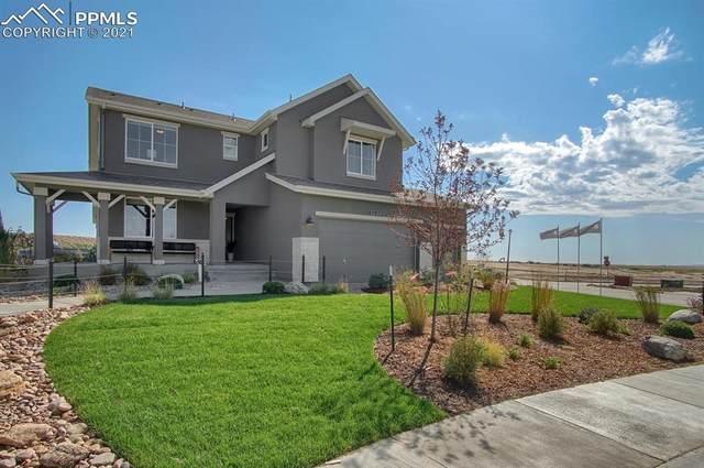 8292 Wheatland Drive, Colorado Springs, CO 80908 (#4004657) :: The Kibler Group