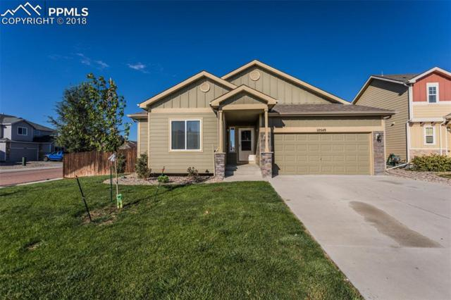10549 Deer Meadow Circle, Colorado Springs, CO 80925 (#4006425) :: The Kibler Group