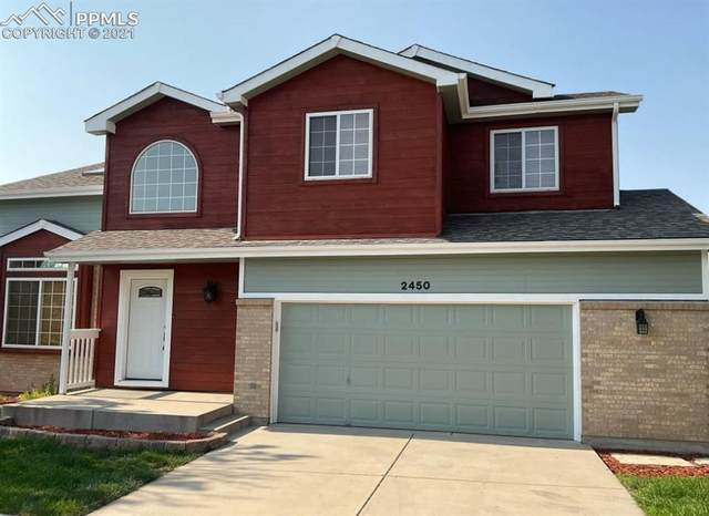 2450 Amberwood Lane, Colorado Springs, CO 80920 (#4007245) :: Tommy Daly Home Team