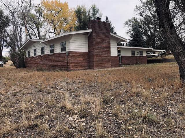 20200 County Road 11, Rush, CO 80833 (#4007525) :: Action Team Realty