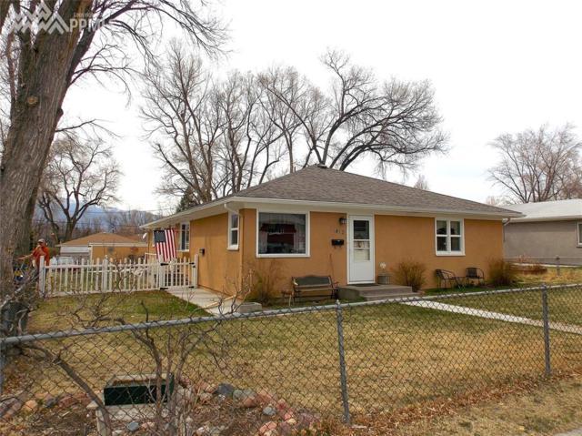 1410-1412 N Cedar Street, Colorado Springs, CO 80903 (#4009492) :: RE/MAX Advantage